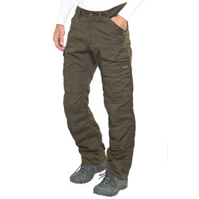 Fjällräven Barents Pro Pantaloni lunghi Uomo verde oliva